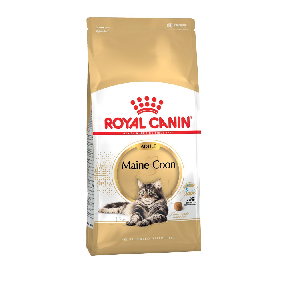 Фото - Cat Food Royal Canin Maine Coon Adult, 10 kg moon maine