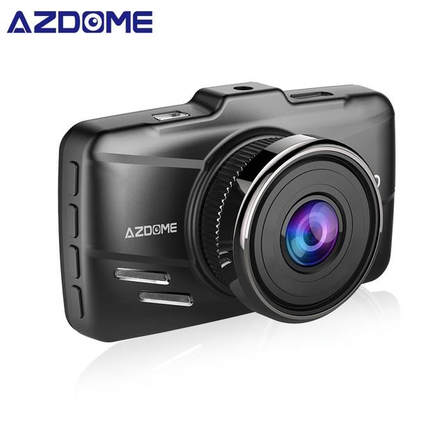 AZDOME M01 Dash Cam 3 inch 2.5D IPS Screen Car DVR Recorder Full HD 1080P Car Video Recorder Dashcam Dash Camera Record