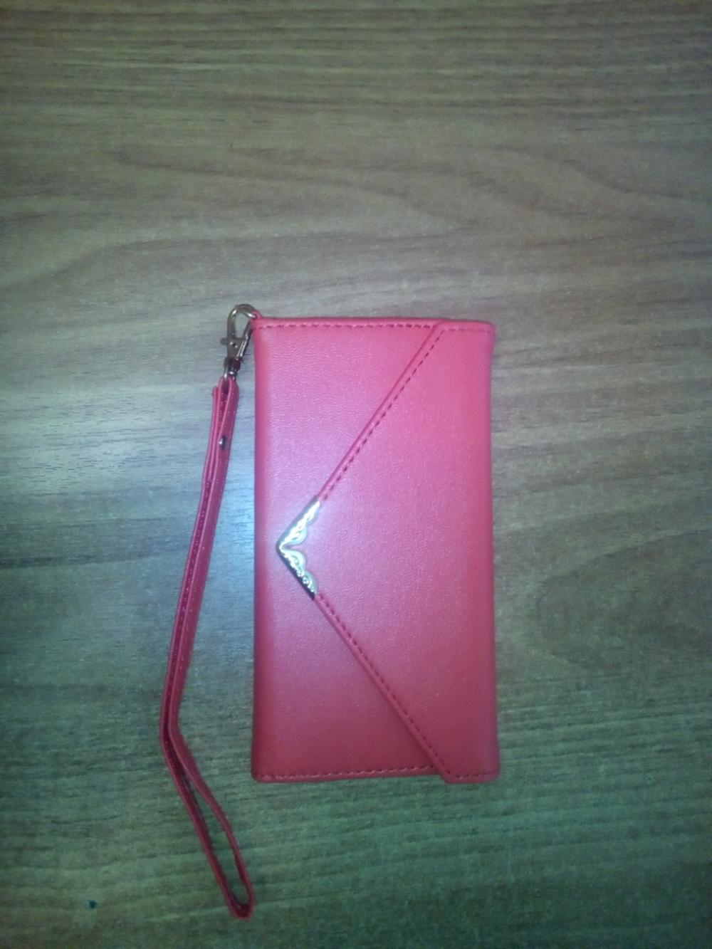 Envelope Wallet Case For iPhone