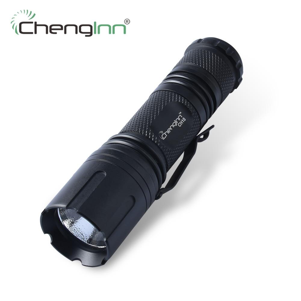 Portable Mini Penlight CREE XPE2 R4 led Flashlight Pocket Torch Light Waterproof IPX8 Lantern 14500 Powerful Led Torch Chenglnn