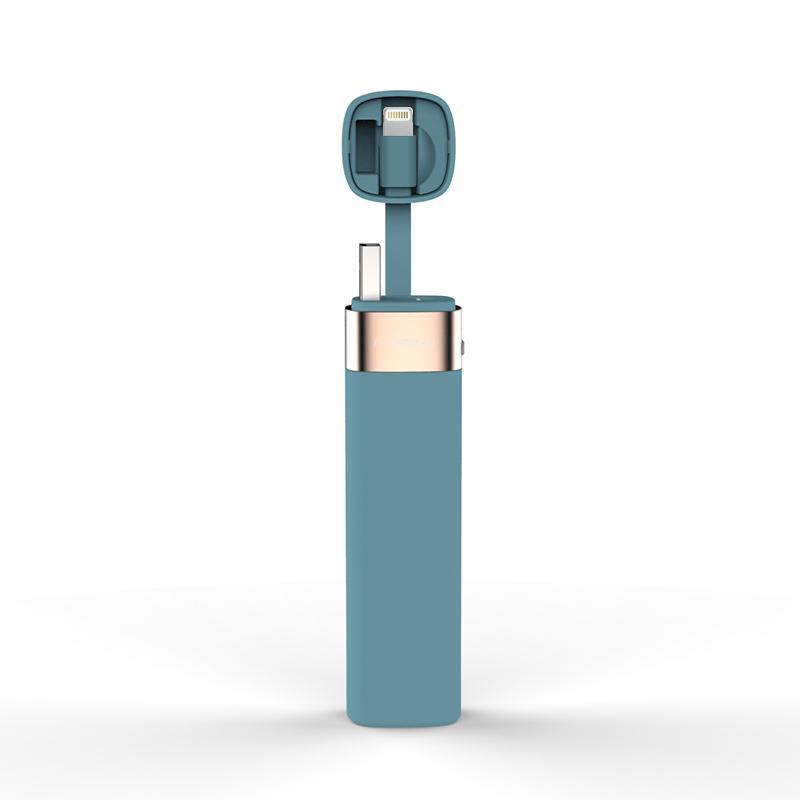 Baterie MIPOW Power Bank 3000mAh Smart APP Mini încărcător - Accesorii și piese pentru telefoane mobile