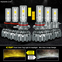 modern car Canbus lampada H7 H11 LED Car Headlight 12V 10000LM 4300K 6000K 8000K Lamp H3 H1 9005 HB3 9006 HB4 H8 H4 light Bulb
