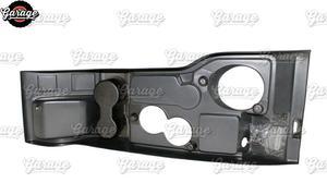 Image 5 - קונסולת של מרכז מנהרת לאדה ניבה 4X4 1995 על רצפה בסלון ABS פלסטיק פונקציה אביזרי ארגונית רכב סטיילינג כוונון
