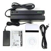 OSAYDE MSR605 магнитных карт, 3 треков Писатель энкодера сканер, бесплатное программное обеспечение для установки, легко Применение заменить MSR206,
