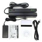 OSAYDE MSR605 Magnetic Card Reader, 3 Tracks Writer Encoder Scanner, Free Software to Install, Easily Use Replace MSR206,MSR606
