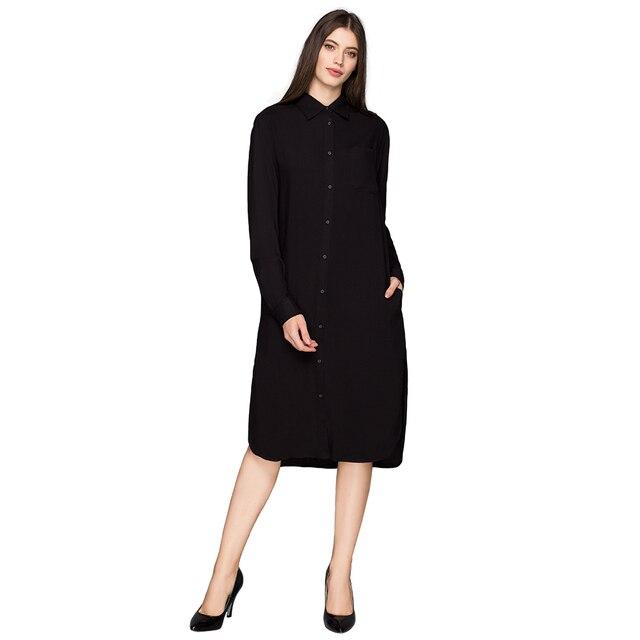 4db75455a3d Gloria Jeans Легкое платье рубашка с длинным рукавом GDR010829 ...