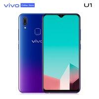 Vivo U1 6,2 ''Экран 4G Оперативная память 64G Встроенная память смартфон Snapdragon439 Octa Core 4030 мАч Face ID и отпечатков пальцев Android 8,1 мобильный телефон