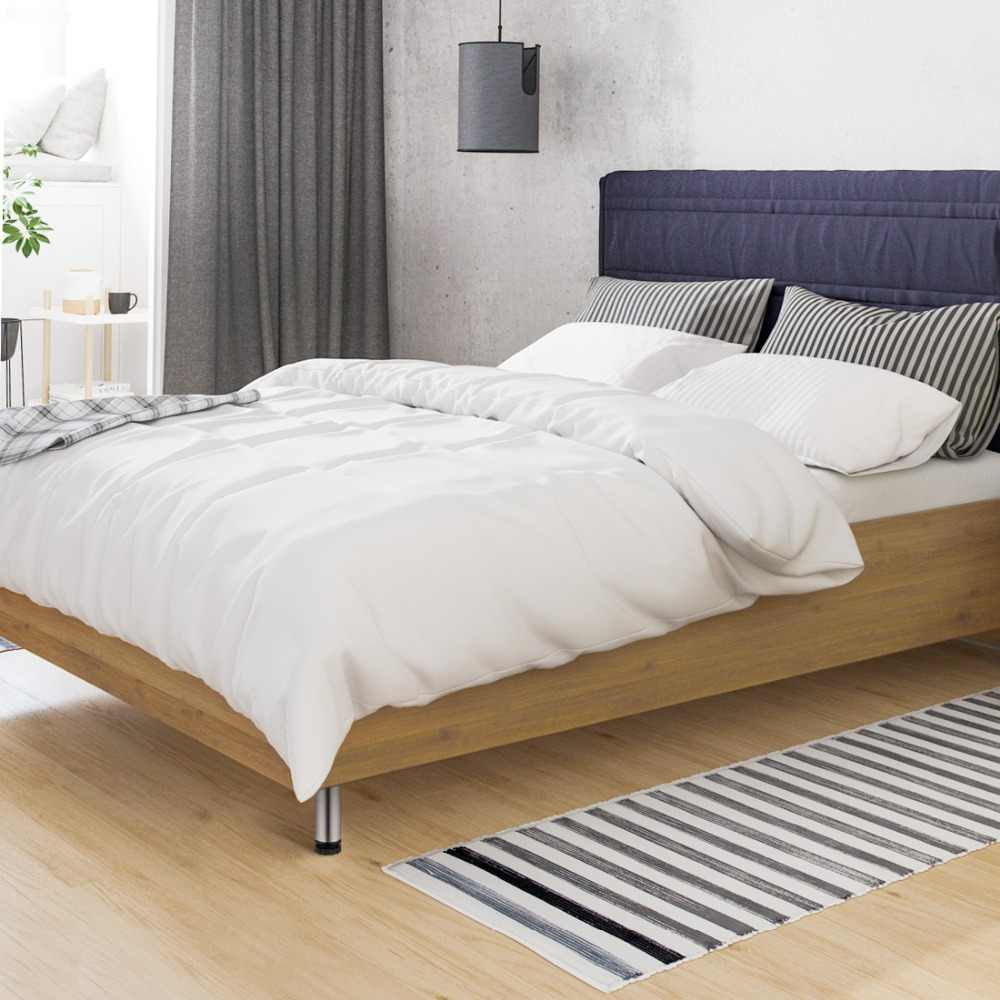 ANHO 4 шт. 12 см регулируемая высота опора, мебель ног нержавеющая сталь для диван кровать Кухня Кабинет круглый дома интимные аксессуары
