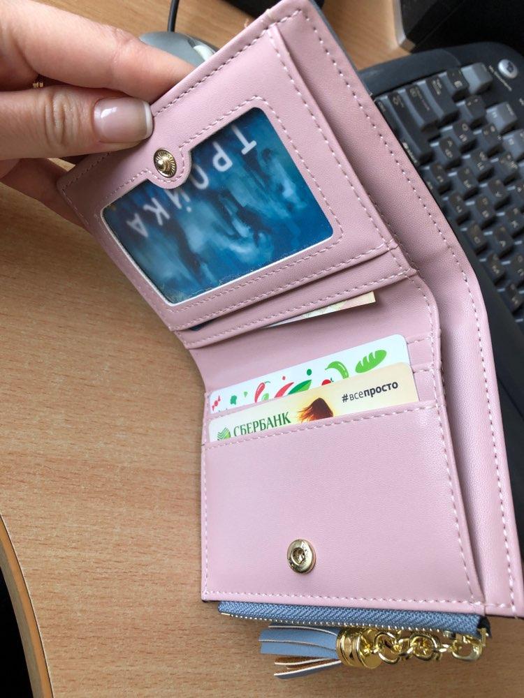 Подкладка Материал:: Полиэстер; женщины бумажник; женщины портмоне; Стиль: Стиль: Мода;