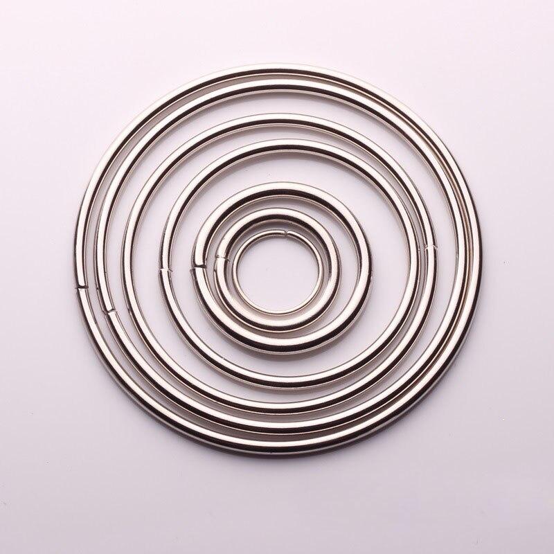 500pcs 45mm Diameter Window Shower Curtain Rod Clips Rings Drapery Clips Curtain Hook Book Hoop Blinding Ring