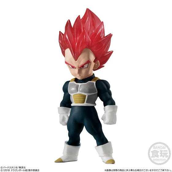 Dragon Ball Z DBZ ULTIMATE SOLDIERS Adverge 9 Broly Goku Raditz Vegeta Gogeta Azul PVC modelo Figura Toys