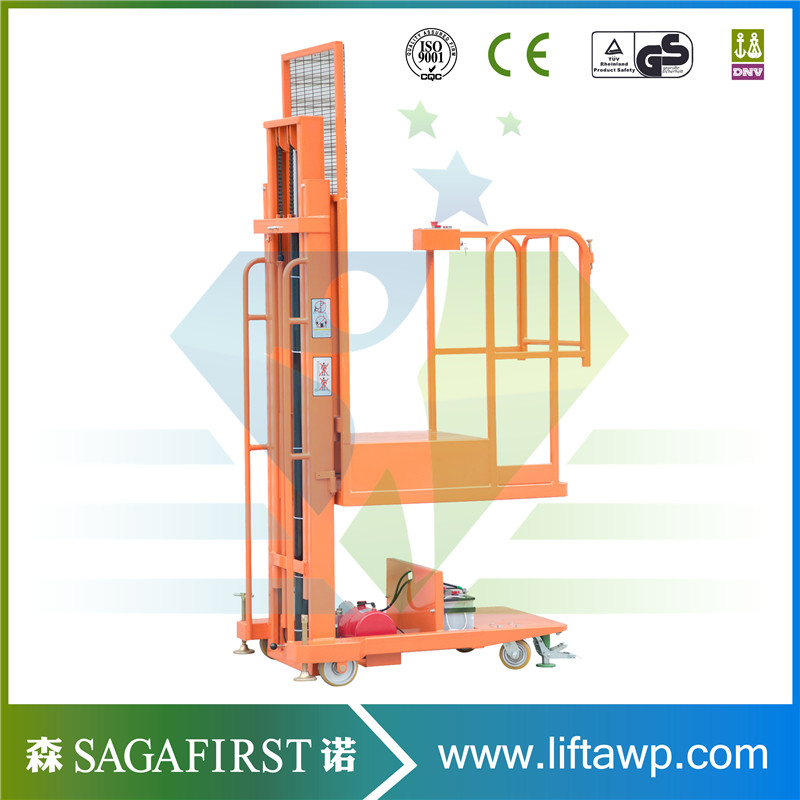 Electric Aerial Electric Lifting Truck For Price From China