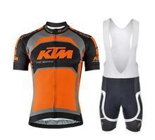 2019 Racing Cycling Clothing MTB Bike Maillot Ciclismo Jersey Team Summer Short
