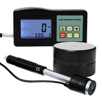 Leeb Hardness Meter Tester 200 900 HLD Measurement Gauge Test Kit (HRB HRC HV HB HS HL) Durometer D Type Iron Bronze 9 Material