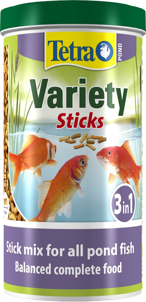 Fish food Tetra Pond Variety Sticks (sticks) for pond fish, 1 l. ebrahim mohammed megersa tadesse ketema haile integrating pond fish farming with poultry and vegetable production
