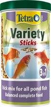 Tetra Pond Variety Sticks (палочки) для прудовых рыб, 1 л.