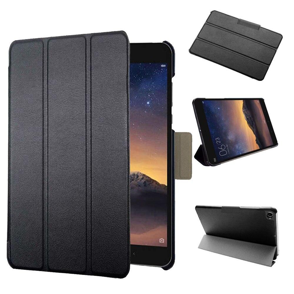 Ultraslim Leather Cover For Xiaomi Mi Pad 2 MiPad 3 (7.9 In) Flip Case - Stand Book Cover Folio Case For MiPad 2 Mi Pad 3 Tablet