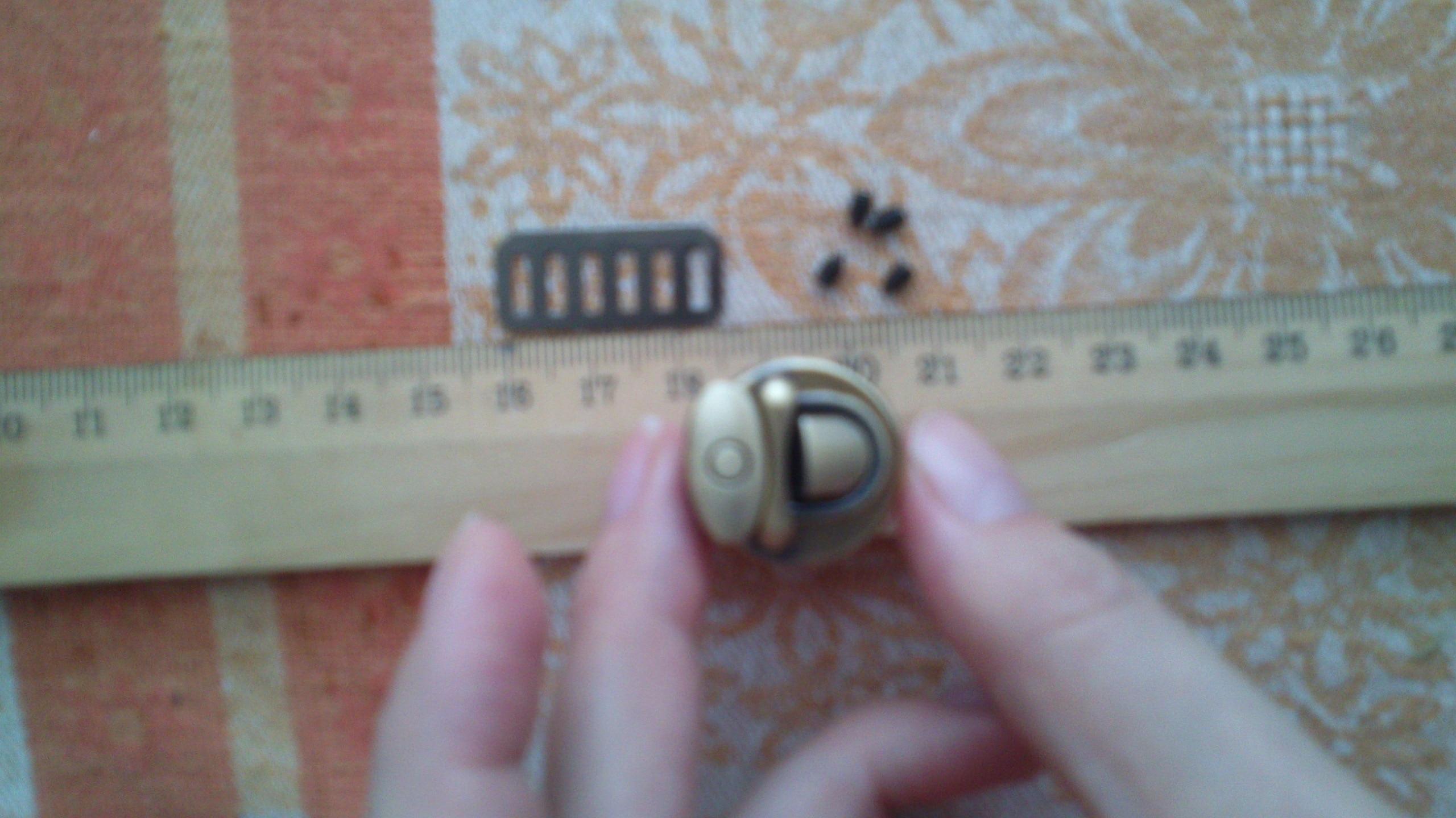 Osmond Alloy Tone Turn Sloten Snap Sluitingen Sluiting Gesp voor Tassen Accessoires DIY Handtassen Purse Alloy Button Replacement Lock photo review
