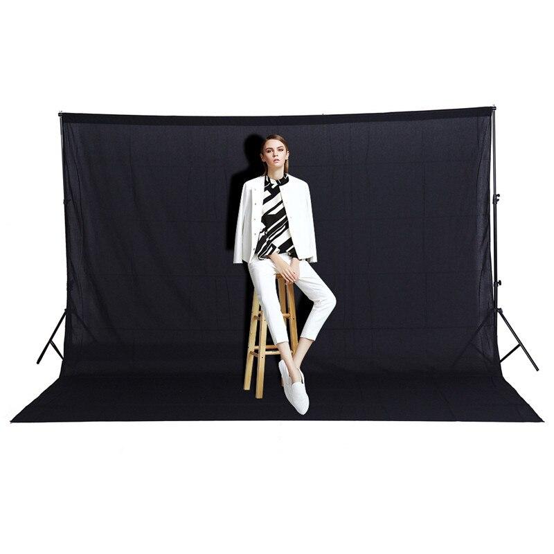 3X2 m10X6. 5ft Photo Studio Fundo Algodão