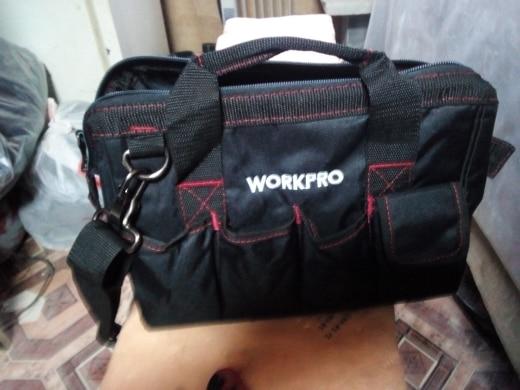 Сумка для инструментов WORKPRO W081020AE