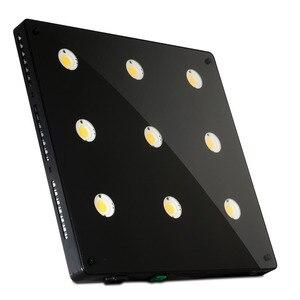 Image 2 - Ultradunne Cob Led Plant Licht Groeien Volledige Spectrum Blacksun S4 S6 S9 Led Panel Lamp Voor Indoor Hydrocultuur planten Alle Groeifase