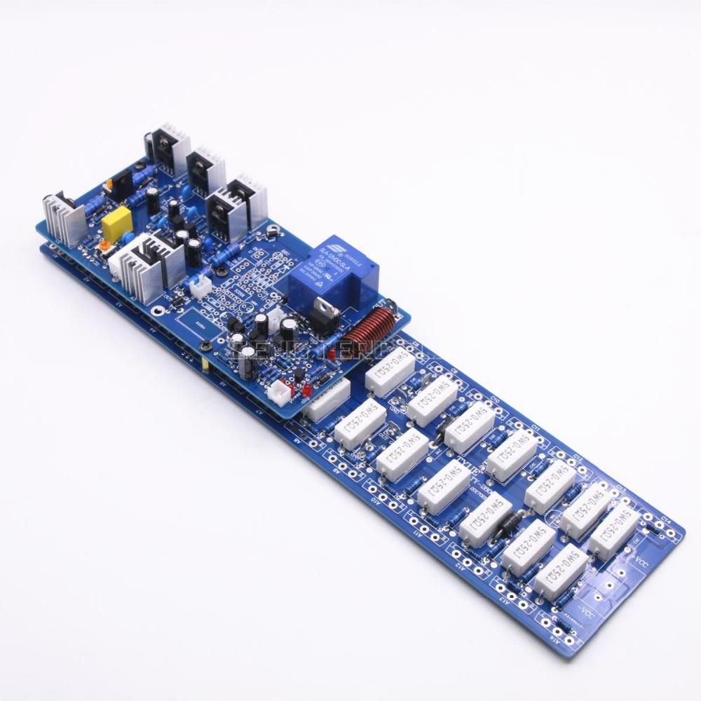 Assembly K1058 J162 Mono Hifi Amplifier Board Based On Goldmund 40w Audio Tda1514 1500w Power High Amp New