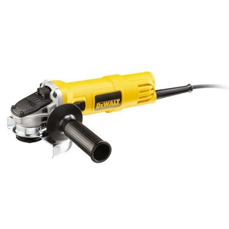 DEWALT DWE4157-QS-Mini-Grinder 125mm 900 W 11.800 Rpm Arranque Soft With Lock And Re-arranque