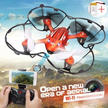 Jjrc H6w Quadcopter With Camera Fpv Quadcopter Rc Drones Remote Control Toys Flying Rc Helicopter Wifi Transmission Mini Dron