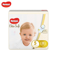 Подгузники Huggies Elite Soft Jumbo (5) 12-22 кг 28 шт.