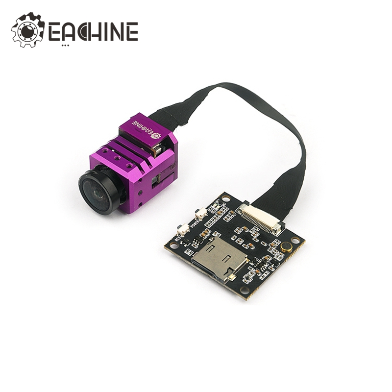 New Eachine Stack-X F4 Flytower Spare Part 1080P DVR With 1/2.5 Inch CMOS Camera For FPV RC Racer Racing Drone Quadcopter DIY racer 250 fpv drone with i6 2 4g 6ch transmitter 7 inch 32ch monitor hd camera rc drone quadcopter vs eachine