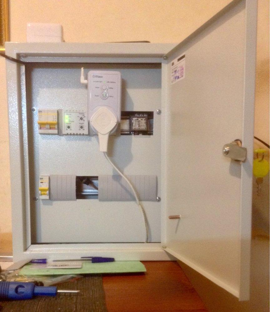 розетка с дистанционным управлением; система температурной сигнализации ; Датчик диапазон температур:: -10~50 по Цельсию;
