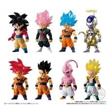 Dragon Ball Z DBZ ADVERGE SP2 Black Goku Rose Gohan Frieza Majin Buu Gotenks SS4 PVC Figure Toys Figurals Dolls