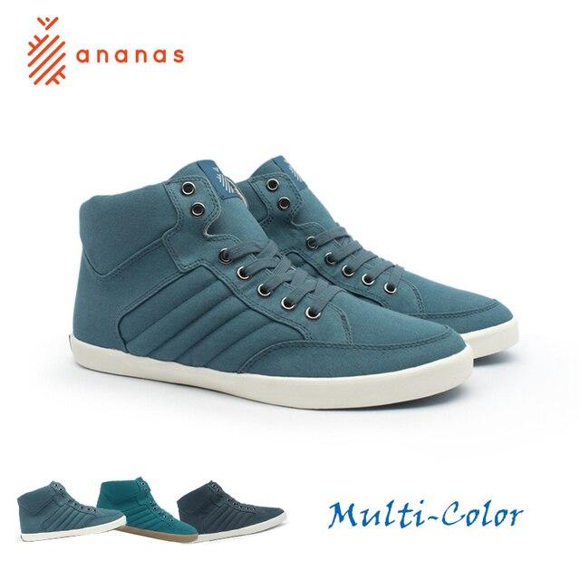 d0a0f014 Ananas Для Мужчин's Спортивная обувь парусиновая обувь дышащие высокие  классические Обувь для скейтбординга спортивная обувь доставка