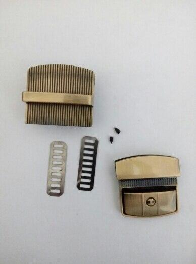 1PC Dames Tas Accessoires Gesp Turn Lock Snap Sluitingen Sluiting voor Handtas photo review