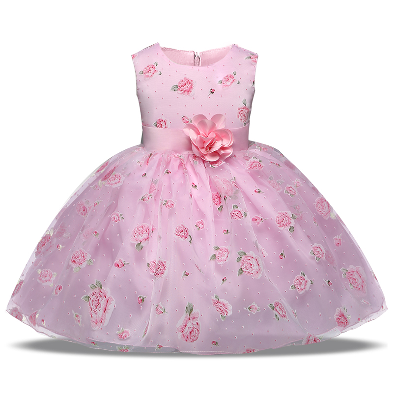 New Fancy Dress Formal Evening Wedding Gown Tutu Princess Dress Flower Girls Children Clothing Kids Party Dress for Girl Clothes top quality new year girls dresses pageant princess flower dress for girl kids clothing formal wedding party gown page 8