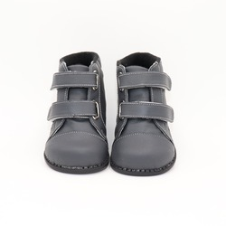 TipsieToes Brand High Quality Leather Stitching Kids Children Soft Boots School Shoes For Boys 2018 Autumn Winter snow Fashion