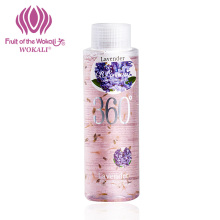 цена на WOKALI Woman Clean and healthy lavender essence Petal bath water Toner clean Hydration Moisturizing Anti-Aging