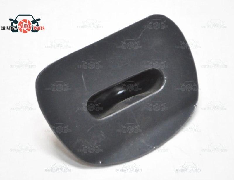 Буксировочный заглушка для Лада ларгус 2012 2018 ABS пластиковые аксессуары защита украшения задний бампер для автомобильного стайлинга - 4
