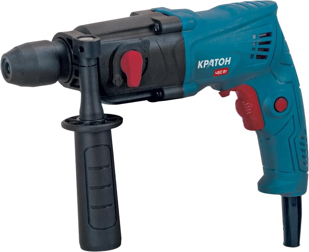 Rotary hammer KRATON RHE-450-12 перфоратор кратон rhe 450 12 3 07 01 022
