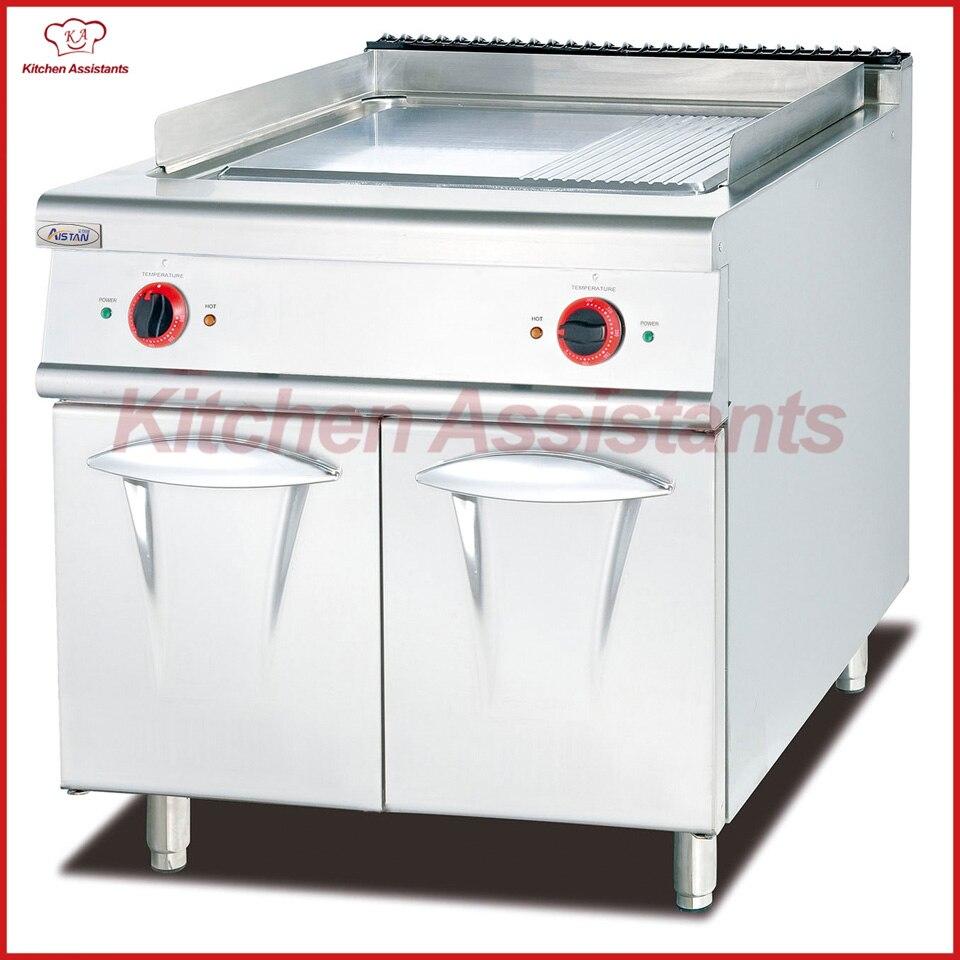 Schnelle Lieferung Eh786 Elektrische Kochplatte Mit Schrank Mit 1/3 Rillen Kochplatte Zu Verkaufen Haushaltsgeräte