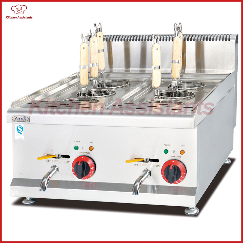 цена EH688 electric counter top pasta cooker machine for commerical use