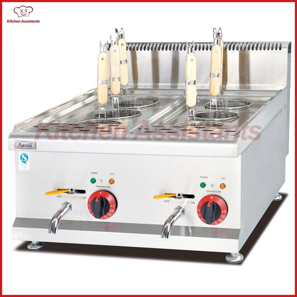 Eh688 Elektrische Gegenobernudelkocher Maschine Für Handels Verwendung Haushaltsgeräte Bereiche
