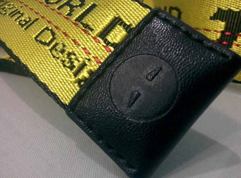 Toyouth 2017 Correia Nova Moda Feminina Bordado Letra Impressa Amarelo Acessórios Cintos de Tecido Feminino Waistbands Moderno Longo Pant