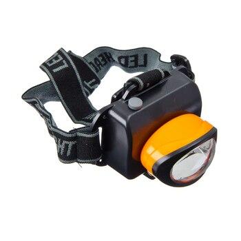 FLASHLIGH 충전식 15000Lm XM-T6x3 LED 전조등 줌 손전등 토치 캠핑 낚시 전조 랜 턴 AC/충전기 632-016