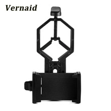 Universal Adapter Mount Spotting Scope Cellphone Adapter for Rifle Scope  Digiscoping Binocular Telescope Microscope Monocular