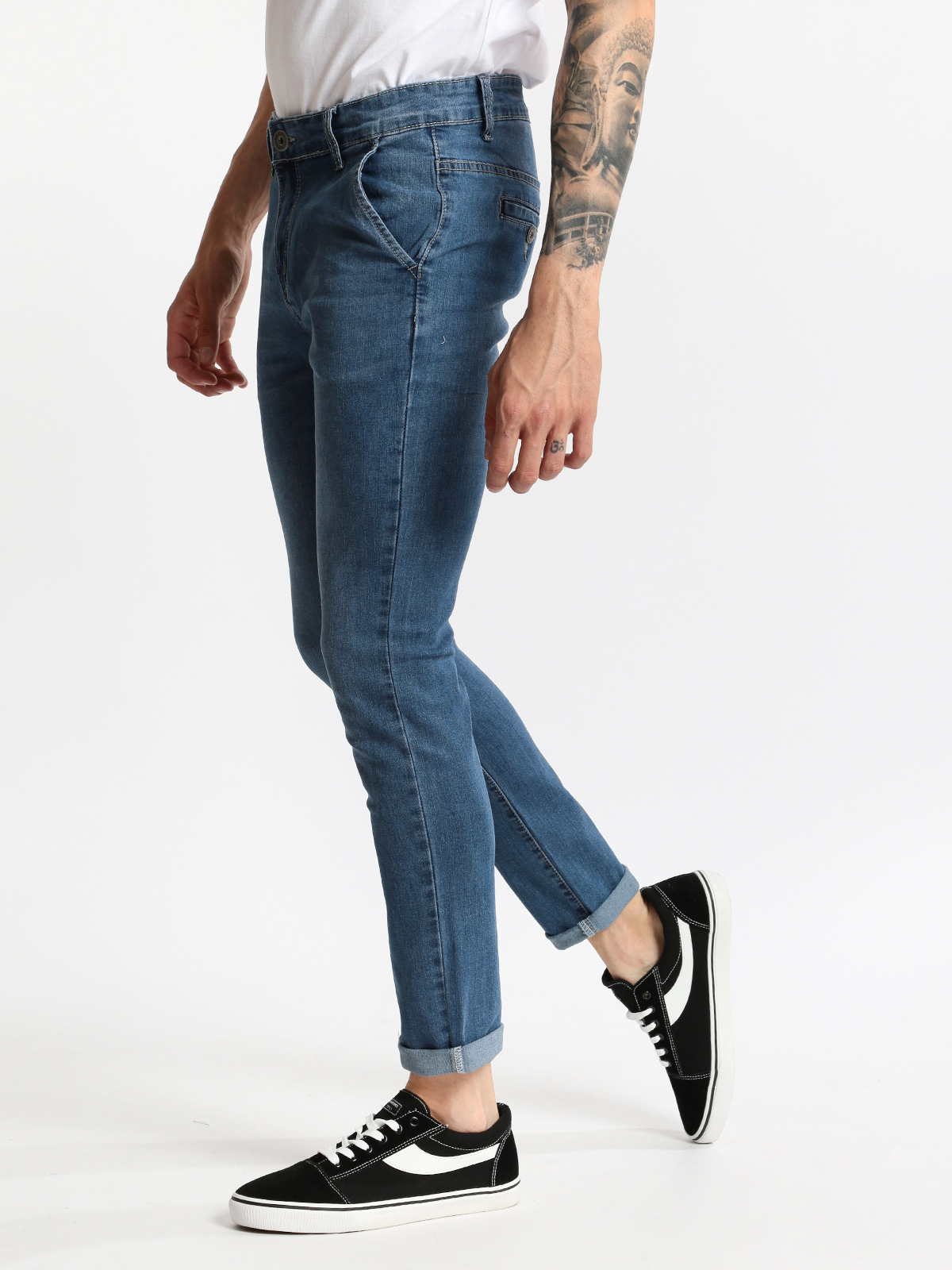 Stretch Jeans Regular Fit