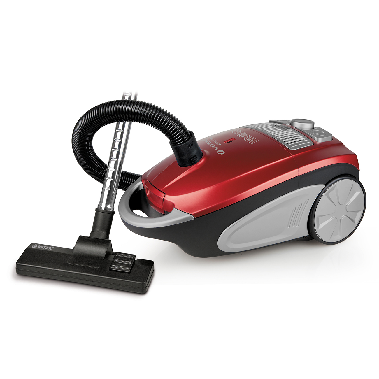Electric vacuum cleaner Vitek VT-1892 R vacuum cleaner vitek vt 8130 bk