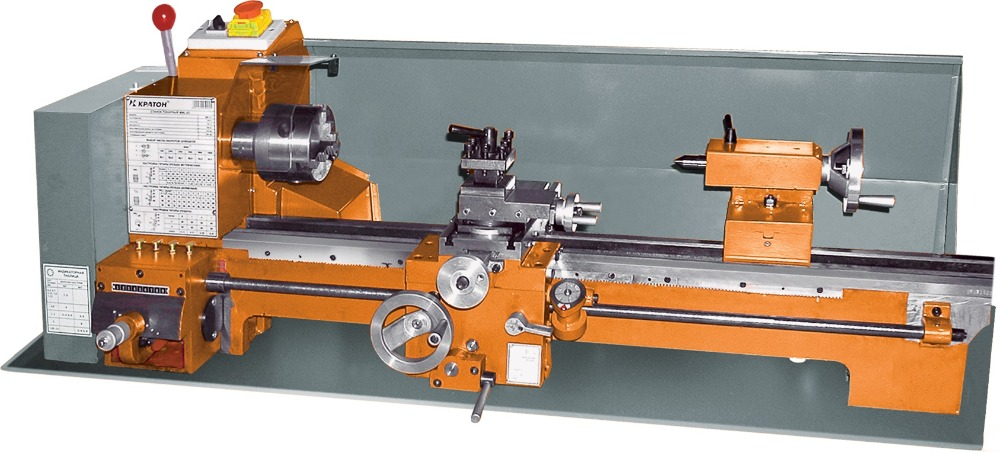 Screw-cutting machine KRATON MML-03