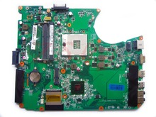 For Toshiba L750 L755 laptop motherboard A000080670 100% Tested for toshiba a660 a665 laptop motherboard k000104400 nwqaa la 6062p motherboard 100% tested