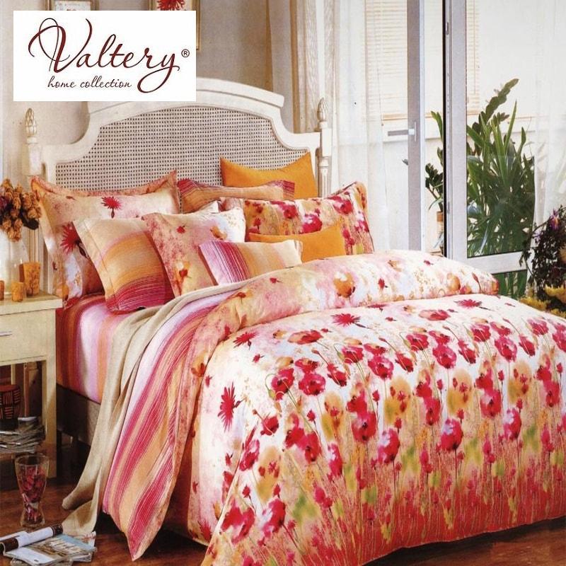 цена на 100% cotton satin jacquard flowers luxury bedding sets queen king size duvet cover bed sheet set bed set bed linen kit plaid